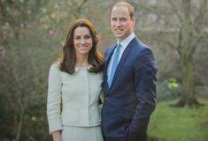 Revelado novo retrato oficial de William e Kate Middleton - Caras