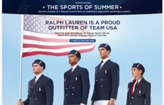 Humor Editor Andy Simmons thinks America can do better than the Ralph Lauren uniforms our athletes will be wearing for the opening ceremonies in London. Send us your Olympic uniform designs, and we might feature them on our website!