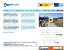 DIPTICO INTERACTIVO ACTUACIÓN FEDER Mejora medioambiental del arroyo de Benízar aguas abajo de la población de Socovos (TM. Socovos)  Pincha en el link:  ftp://ftp.chsegura.es/FEDER/07F.CM.51.007.06.pdf