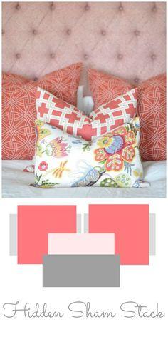 Pillow Arrangement On Pinterest Bed Pillow Arrangement