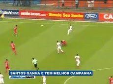 Galdino Saquarema Esporte: Santos ganha o Audax 1 x 0