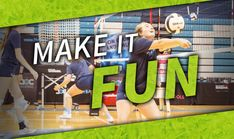 The Art of Coaching Volleyball – Skills, Drills, Clinics, and Videos for College, High School, and Club Coaches