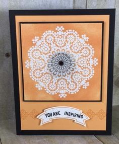 Image result for moroccan nights stampin up