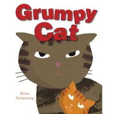 Mrs. T's First Grade Class: Grumpy Cat