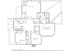 #CovaIdeaHouse floor plans by Stephen Alexander Homes
