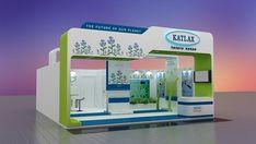 Katlax stall design