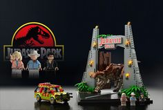 Jurassic Park Project Stopped