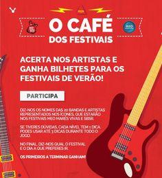 Campomaiornews: DELTA, o café dos Festivais lança passatempo e ofe...