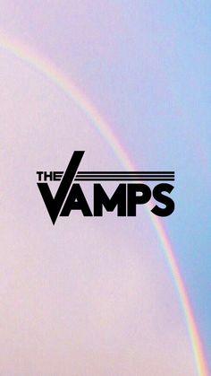Brad Simpson Connor Ball James McVey Tristan Evans The Vamps Wallpaper Rainbow