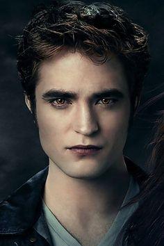 Edward Cullen...ok after reading the books I finally get the attraction.