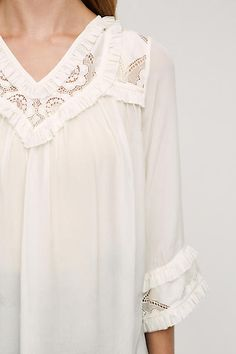 Zohra Top - anthropologie.com