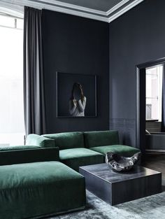 Today we are going to have a look at the coolest dark living rooms. These decor ideas would help you to pull off such design right. BlackLivingRoom #DarkLivingRoom #LivingRoom #Decor #Ideas