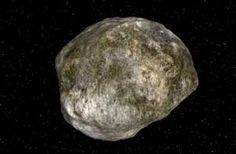 ♃Moon of Jupiter: Erinome. A retrograde irregular satellite. 3.2km in diameter. Orbits Jupiter in 712 days. Discovered by Scott Sheppard in 2000. Named after the mythological daughter of Celes, compelled by Venus to fall in love with Jupiter. Belongs to the Carme group of moons. CGI render by Jestr (No photos exist).