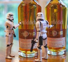 Star Wars & Whiskey: Photos by Scotch Trooper