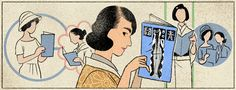 Raicho Hiratsuka's 128th Birthday (Japan) - 10/2/14