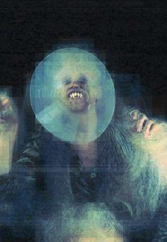 The Creepy Paintings of Mia Makila