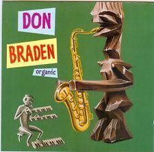 Don Braden. Organic