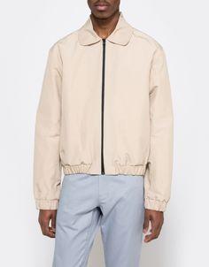 Drop Shoulder Jacket