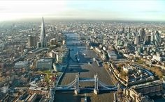 However, recently in February 2013 you can see a beautiful view of the city of London from The Shard. See sights of London, view of city, London, the Shard City Of London, The Shard London, London Now, London Tours, London Bridge, London Places, East London, London Travel, Wild Style