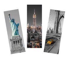 PUZZLE 500X3 PZ TRITTICO NEW YORK Clementoni - 39305