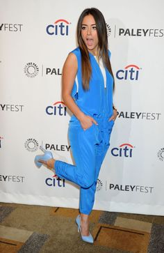 Chloe Bennet - PaleyFest An Evening With