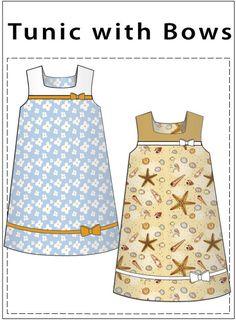 A-line tunic pattern