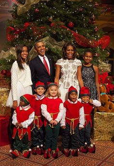 ROFL! at the kid making faces!! Home - Mrs.O - Follow the Fashion and Style of First Lady Michelle Obama