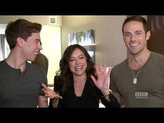 ORPHAN BLACK Cast Conquers San Diego Comic-Con 2013 - BBC America - YouTube