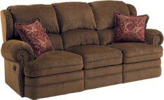 double recliner sofa | Lane Furniture Hancock Double Reclining Sofa 203-39