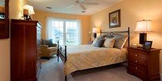 The Carolina's Guest Room