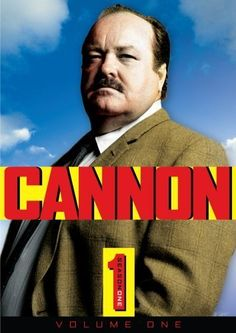 Cannon starring William Conrad ran between 1971 and 1976. I watched it every week.