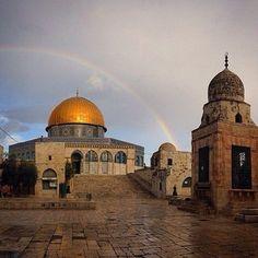 On the Temple Mount, #Jerusalem, #Israel.