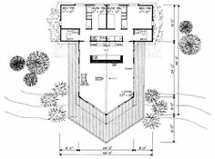 Trend Homes, Design 82439  #architecture #drawing Pinned by www.modlar.com