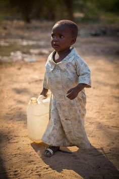 This is the harsh reality in Malawi but by choosing to drink One you can help give children clean drinking water. #Water #CleanWater #WaterProjects #Africa #Malawi