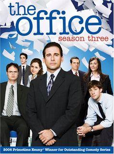 The Office: Season Three DVD ~ Rainn Wilson, http://www.amazon.com/dp/B000SINT4S/ref=cm_sw_r_pi_dp_.o02rb1BATEN7
