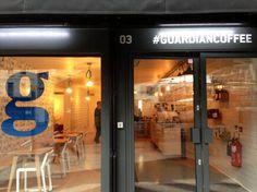 Guardian announces launch of #guardiancoffee in Shoreditch