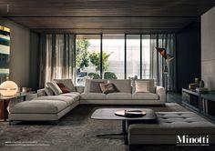 Andersen seating system, Rodolfo Dordoni Design #adv #andersen #sofa…