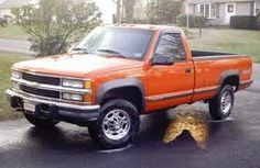 1990 Chevy 2500 it doesnt look like this but i think i am gonna ask my grandparents for a loan so you can have your car back. Hot Rod Trucks, Gm Trucks, Chevy Trucks, Pickup Trucks, Silverado 1500, Jeeps, Grandparents, Hot Rods, Diesel