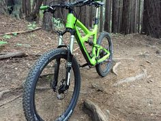first ride of 2016 X-Fusion Sweep enduro suspension fork with new Roughcut HLR damper