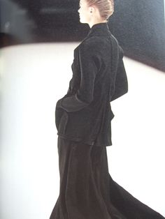YOHJI YAMAMOTO, AW96.
