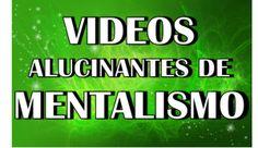 Vídeos alucinantes de mentalismo.  Visita http://zonamentalismo.com/videos-alucinantes-de-mentalismo/