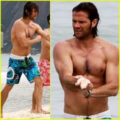 photos of jared padalecki on beach | jared-padalecki-shirtless-beach-rio.jpg