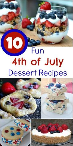 10 Fun 4th of July D