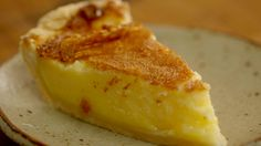 Here's a classic recipe, from Pastry Chef Lisa Donovan, for an all time southern favorite…Buttermilk Pie! Get this dessert recipe from PBS Food.