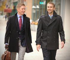 Overcoat Styles