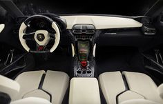"""Lamborghini first broke ground with the Urus concept at the 2012 Beijing Motor Show, touting it as """"the ultimate super athlete in the SUV segment."""" With a promised output of around 600 hp—a number rivaled only by the Bentley Bentayga in the luxury SUV segment—we suppose the claim is not much of an exaggeration. Despite the focus on performance, the Urus will reportedly offer a spacious interior and capable off-roading flexibility.        The concept featured room for four passengers and…"""