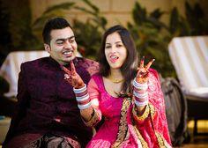Indian Weddings can be fun too - Corinthians Club, Pune