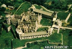Krzyżtopór Castle, Ujazd, Poland