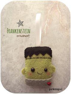 Hey, I found this really awesome Etsy listing at https://www.etsy.com/listing/202389672/cute-frankenstein-ornament-felt-plush