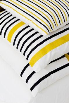 Mondrian Style luscious cushions in Linen @ Lennol.fi